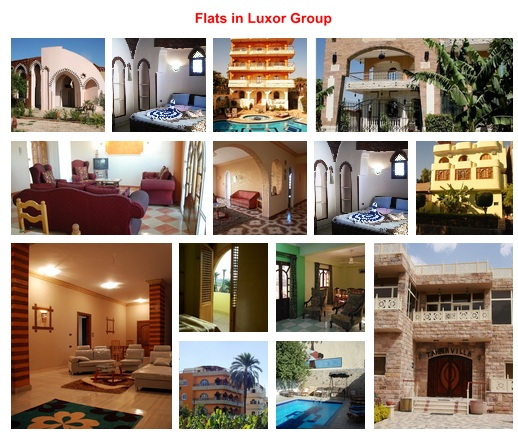 Flats in Luxor Group