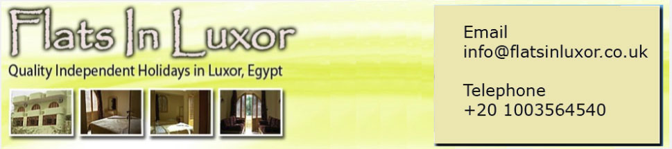 Luxury Independent Holidays in Luxor